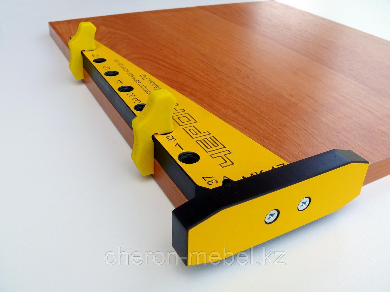 Упор для кондуктора втулки 7 мм (для плиты 16 мм)