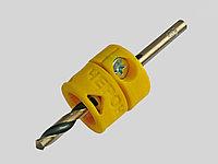 Ограничитель сверла 7 мм с подшипником, фото 1