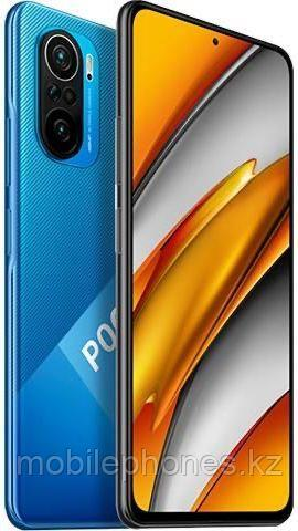 Смартфон Xiaomi Poco F3 128Gb Синий