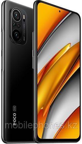 Смартфон Xiaomi Poco F3 256Gb Чёрный
