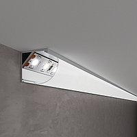 LL-2-ALP008 / Угловой алюминиевый профиль для LED ленты (под ленту до 10mm)