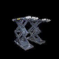 Ножничный электрогидравлический напольный подъемник ПГН-4000/Н-01