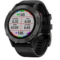 Часы с навигатором fenix 6,010-02158-11, серый