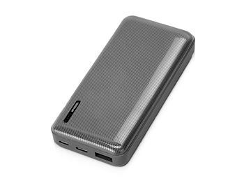 Внешний аккумулятор Evolt Mini-10, 10000 mAh, серый