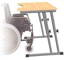 Столы и скамейки для инвалидов