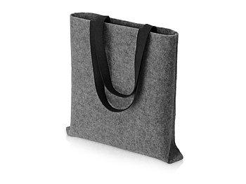 Сумка для шопинга Felt из RPET-фетра, серый