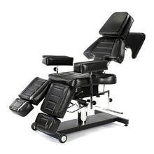 Noname ТАТУ кресло механическое с возможностью поворота на 360 град. c подставкой в комплекте СЕ-13(КО-213)