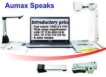 Aumed Видеоувеличитель Aumed Aumax Speaks арт. 5321