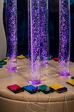 Пузырьковые колонны и панели