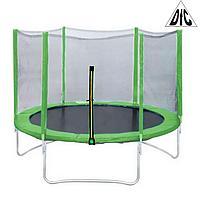 Батут DFC trampoline fitness с сеткой 10FT-TR-B (Зеленый)