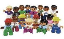 LEGO Люди мира. DUPLO арт. RN10163