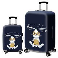 "Чехол для чемодана ""Заяц"", р-р S"