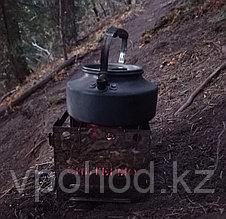 """Печь щепочница """"СИБТЕРМО"""" из нержавеющей стали"""