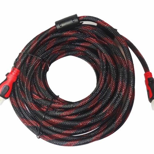 Кабель HDMI 15m (круглый)