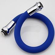 FRAP F7253 Гусак гибкий для смесителя F4461 синий 55 см