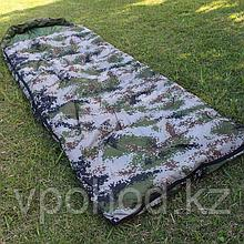 Спальный мешок из овечьей шерсти