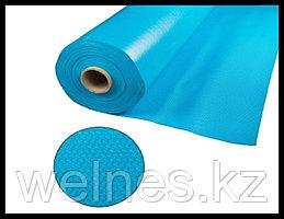Пленка ПВХ (алькорплан) Cefil URDIKE SPOT 150.165 (антислип синий) для бассейнов