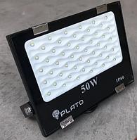 Прожектор светодиодный Plato 50W, 6500K