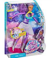 Entertainment.Барби и космическое приключение.Салли на ховерборде