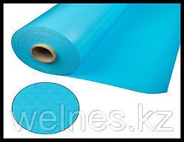 Пленка ПВХ (алькорплан) Cefil POOL 150.165 (антислип голубой) для бассейнов