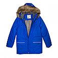 Куртка для мальчиков Huppa VESPER 4, синий - 146, фото 3