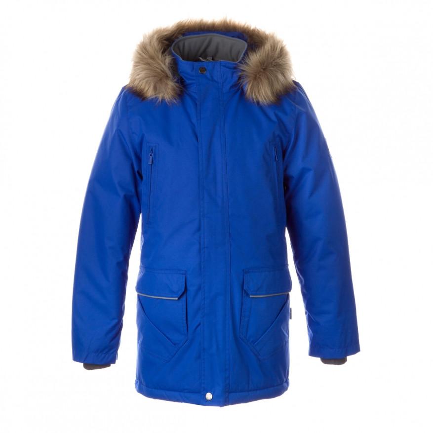 Куртка для мальчиков Huppa VESPER 4, синий - 146