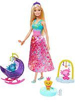 """Barbie Игровой набор """"Заботливая принцесса"""""""