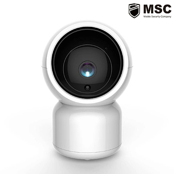 Беспроводная поворотная Wi-Fi IP камера 2 МП