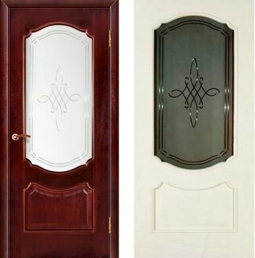 Межкомнатная дверь Симфония Прима ПО