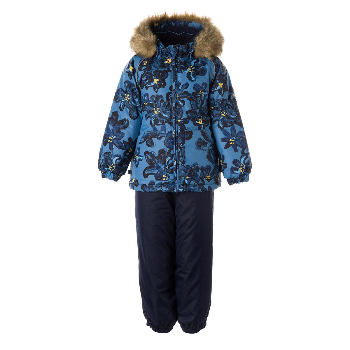 Детский комплект Huppa AVERY, синий с принтом