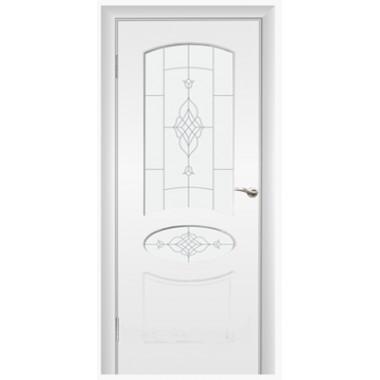 Межкомнатная дверь Каролина ПО