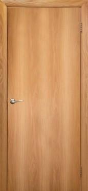 Межкомнатная дверь Гладкое глухое пг 60