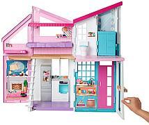 """Barbie Игровой набор Кукольный домик """"Малибу"""""""