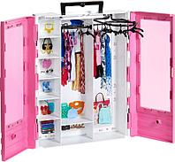 """Barbie Игровой набор """"Розовый шкаф модницы"""""""