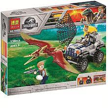 "Bela Dinosaur World 10921 Конструктор ""Погоня за птеранодоном"" (Аналог LEGO 75926)"