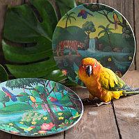 Тарелка Bird Paradisel Tommy Lise