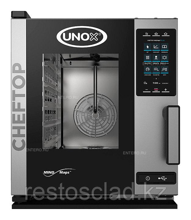 ПАРОКОНВЕКТОМАТ UNOX XECC-0523-EPR