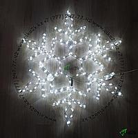 """Новогодняя световая фигура """"Снежинка"""" 80х80 см (НФ-90)"""