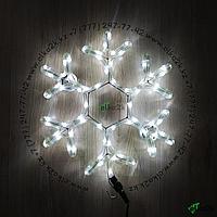 """Новогодняя светодиодная фигура """"Снежинка"""" 40х40 см (НФ-92)"""