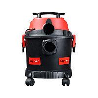 Строительный пылесос FUBAG, Накопительный бак (15 л) WD 3