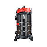 Строительный пылесос FUBAG, Объём бака 30 литр, WD 5SP, фото 3