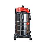 Строительный пылесос FUBAG, Объём бака 30 литр, WD 5SP, фото 4
