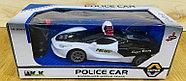 3699-5 Police car полицейская машина на р/у 2 функции 25*10см, фото 3