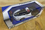 3699-5 Police car полицейская машина на р/у 2 функции 25*10см, фото 2