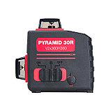 FUBAG Pyramid 30R V2х360H360 Профессиональный лазерный 3D уровень, фото 8
