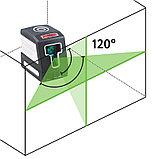 FUBAG Лазерный уровень с зеленым лучом Crystal 10G VH, фото 2