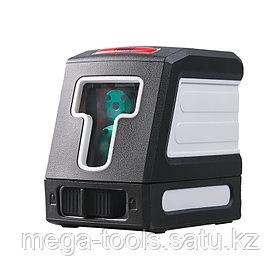 FUBAG Лазерный уровень с зеленым лучом Crystal 10G VH