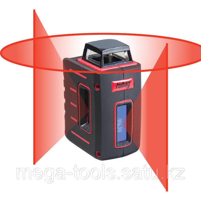 Prisma 20R Профессиональный лазерный уровень FUBAG V2H360