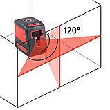 Профессиональный лазерный уровень FUBAG Crystal 10R VH, фото 2