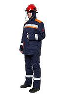 Костюм зимний женский рабочий защитный от электродуги СП08-З/V-2